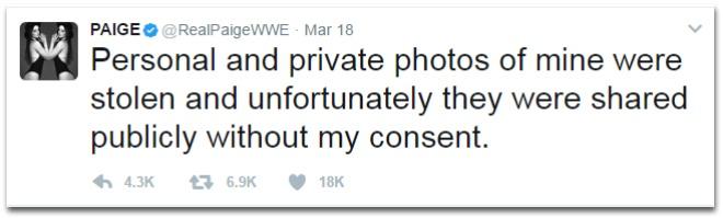 Fan len tieng bao ve sao WWE lo anh nong hinh anh 1