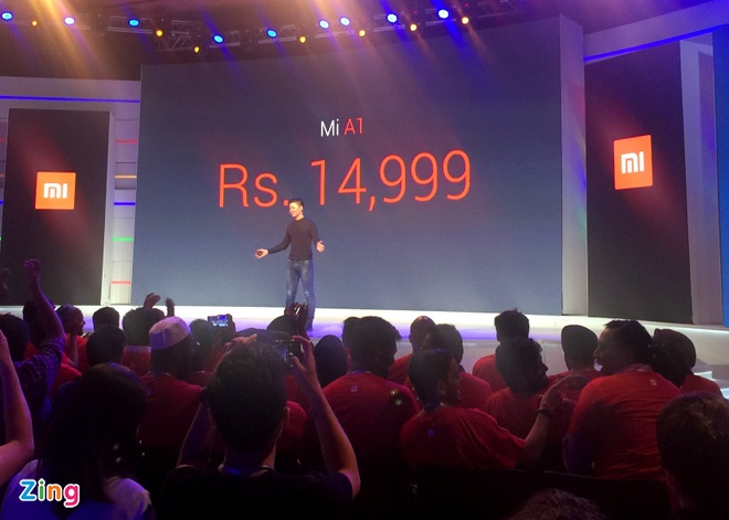 Xiaomi Mi A1 ra mat voi camera kep, chay Android One hinh anh 3