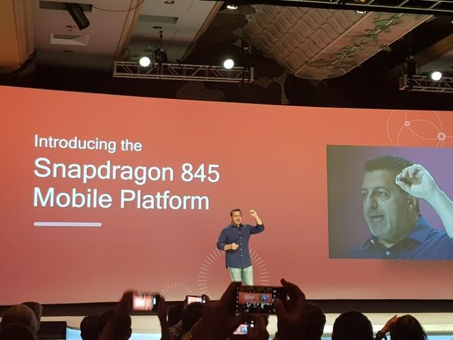 Qualcomm Snapdragon 845 ra mat, nhan manh camera va XR hinh anh 1
