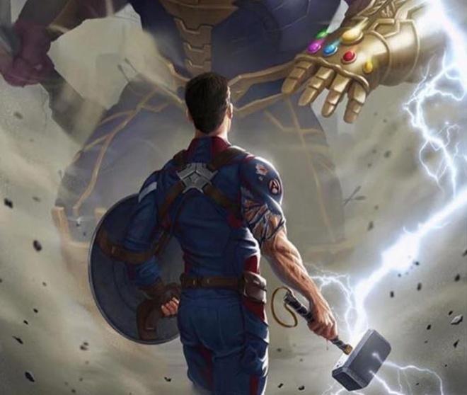 Giai ma nhung canh phim bi ro ri dinh dam cua 'Avengers: Endgame' hinh anh