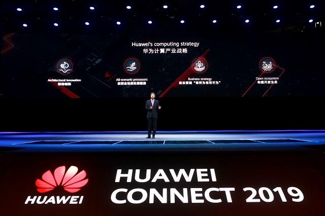 Dau tu 1,5 ty USD, Huawei muon lap vu tru rieng nhu Apple hinh anh 1