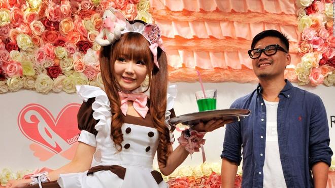 Khu cho Akihabara - thu phu van hoa anime o Nhat Ban hinh anh