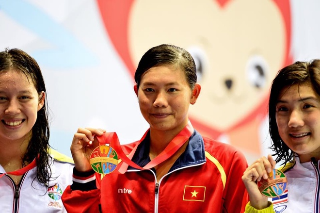Kinh ngu Anh Vien lien tuc pha ky luc SEA Games hinh anh