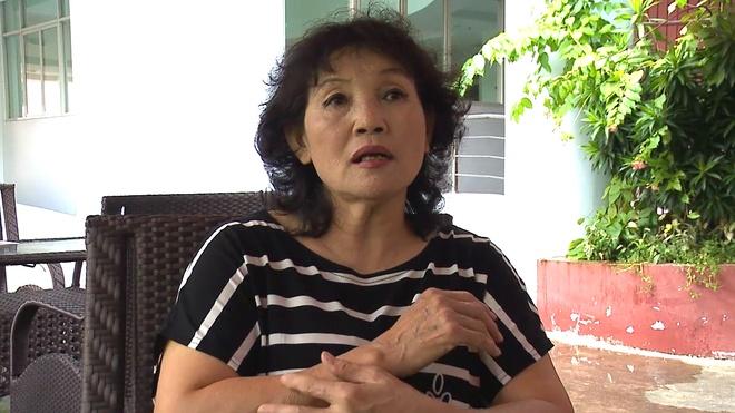 Phan Huyen Thu xin loi, Thuong Doan dung vu to dao tho hinh anh