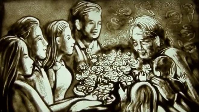 Le Vu Lan: Gioi tre noi ve bao hieu me cha hinh anh