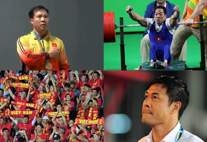 Nhung khoanh khac vui buon cua the thao Viet Nam 2016 hinh anh
