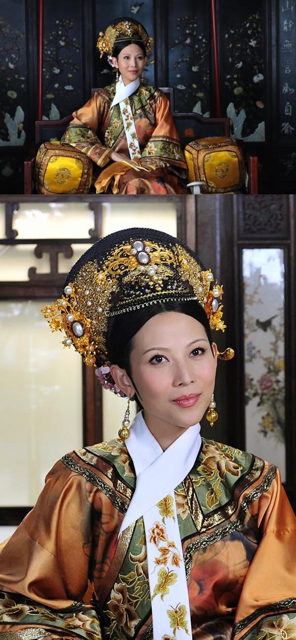 Thai Thieu Phan 2 lan lam hoang hau co don hinh anh 3