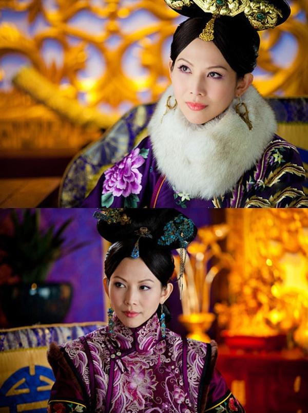 Thai Thieu Phan 2 lan lam hoang hau co don hinh anh 2