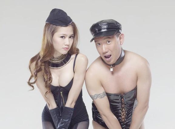 My nhan cua Chau Tinh Tri sexy tren poster phim moi hinh anh