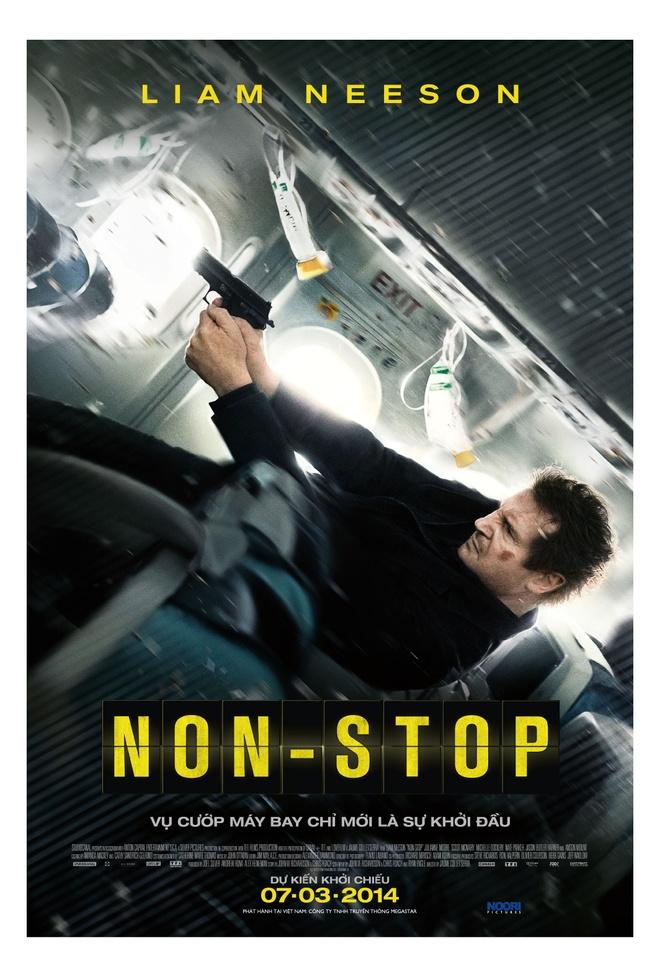 'Non-stop': Phim khung bo may bay gay sot rap Viet hinh anh 7