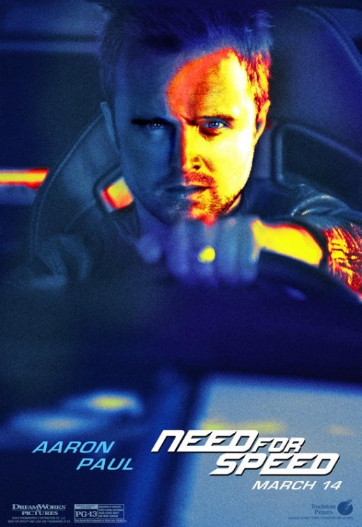 'Need for speed' tung loat poster nhan vat sat ngay ra mat hinh anh