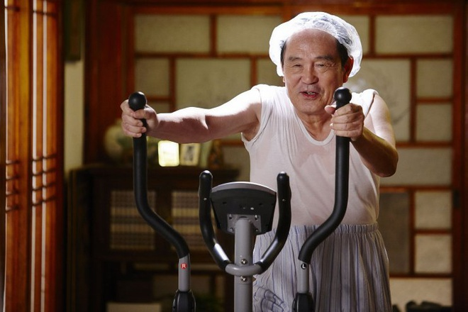 'Miss Granny' – Khi ba ngoai hoi xuan hinh anh 5
