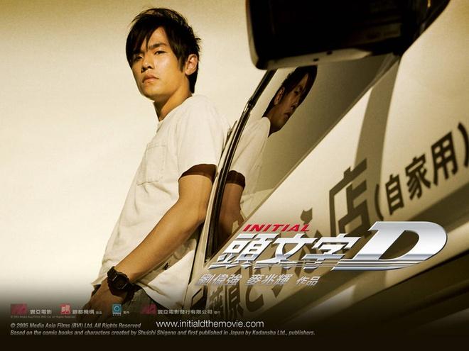 Chau Kiet Luan muon tai ngo ban dien cu trong 'Initial D 2' hinh anh 3 Vai diễn trong Initial D từng đem về cho Châu Kiệt Luân một giải thưởng Kim Tượng năm 2005 cho Diễn viên mới xuất sắc nhất.