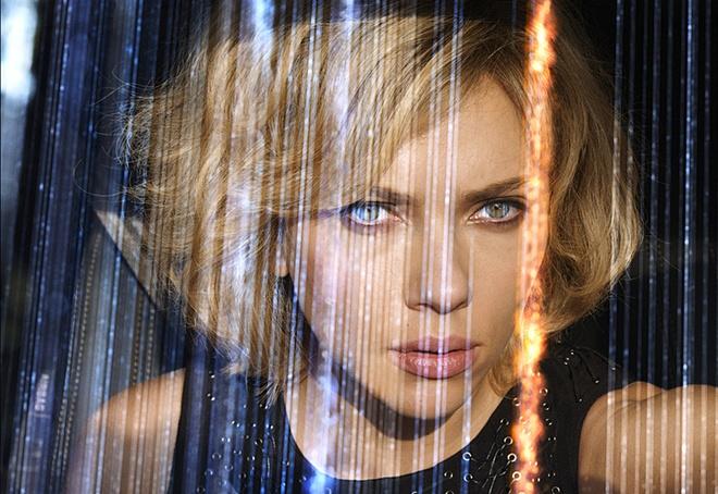 Scarlett Johansson hoa di nhan trong phim moi hinh anh