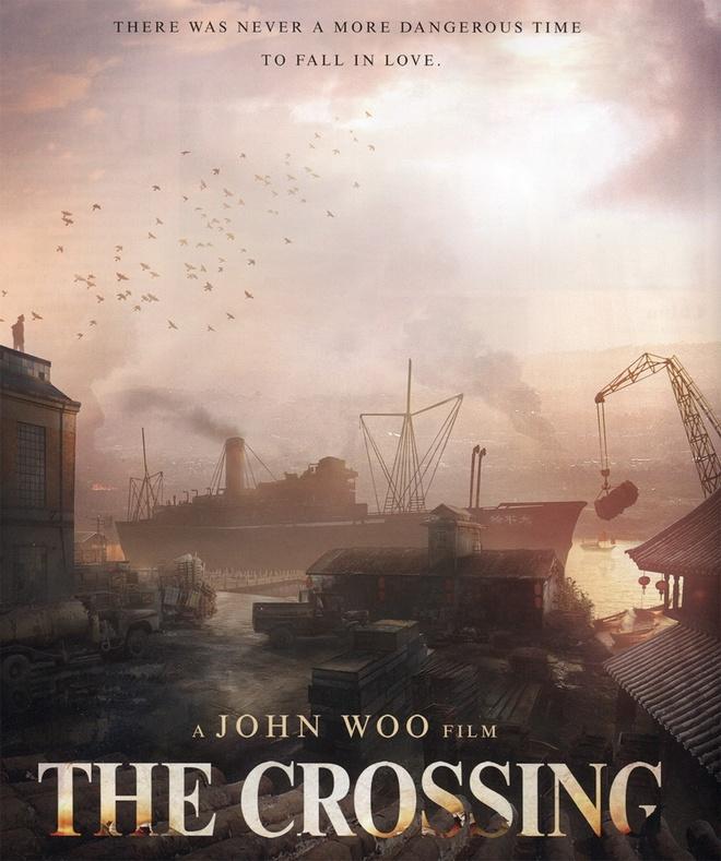 The Crossing được cho sẽ là Titanic phiên bản tiếng Hoa.