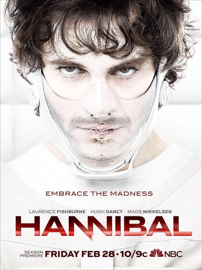 5 dien vien dien anh Hollywood noi bat tren man anh nho 2014 hinh anh 8 Hiện tại, Hannibal đang trong giai đoạn phát sóng mùa thứ hai trên kênh truyền hình NBC.