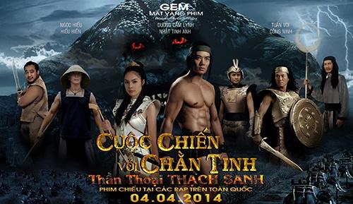Vo co dao dien Hai Au phai cam co nha vi 'Thach Sanh' hinh anh 3 Bộ phim Thạch Sanh được tái sinh là tín hiệu đáng mừng đối với ê-kíp làm phim.