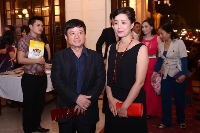 Quang Anh du giai Cong hien voi Ho Hoai Anh, Luu Huong Giang hinh anh 15