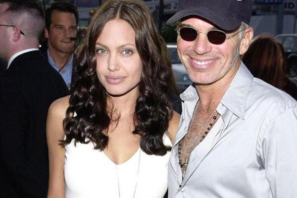 Angelina Jolie van tham hoi chong cu hinh anh