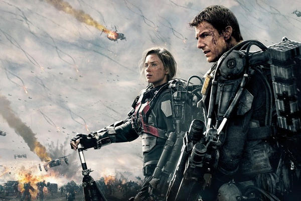 Tom Cruise chet di song lai trong 'Edge of Tomorrow' hinh anh