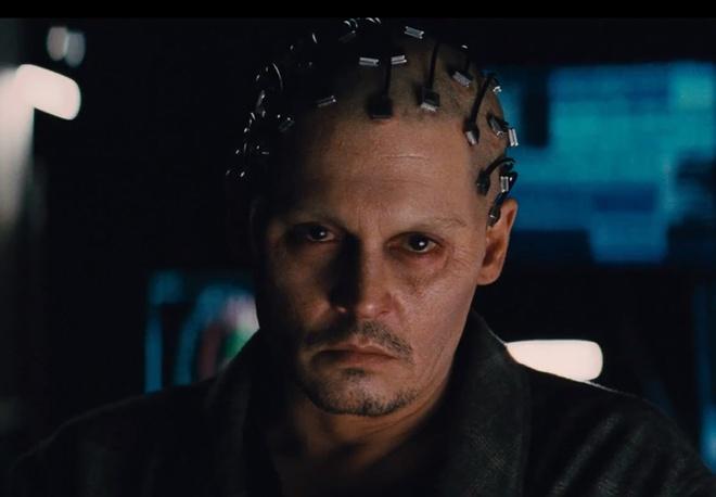 Johnny Depp va su te nhat lam chet bom tan 'Transcendence' hinh anh