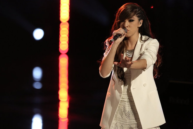 Christina Grimmie - Hold on, We're Going Home hinh anh