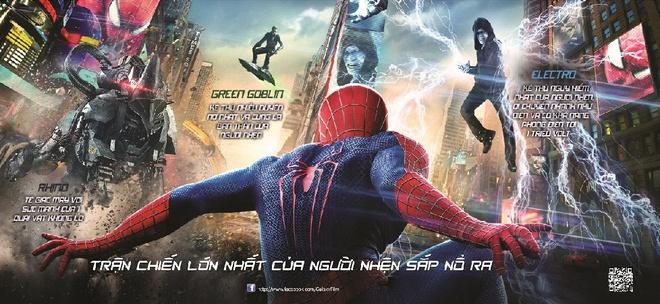 'The Amazing Spider-Man 2': Xung danh Sieu nhen hinh anh 7