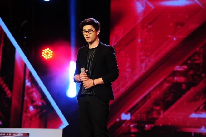 Hot boy X Factor bat tay chang giu xe lam trai luat thi hinh anh