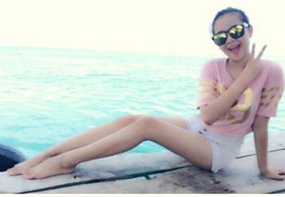 Nang nong, hot girl Viet tap nap di du lich hinh anh
