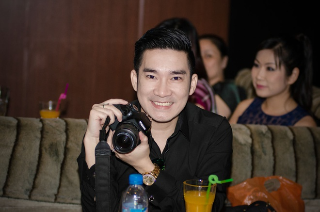 Quang Ha hua voi fan 'khong an com truoc keng' hinh anh 1