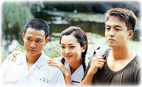 Dien vien phim 'Moi tinh dau': Nguoi thang hoa, ke ra toa hinh anh