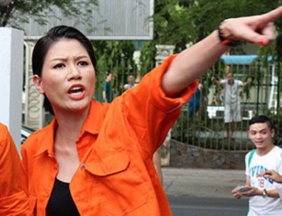 Trang Tran bi mia mai la 'tai nan' cua Cuoc dua ky thu hinh anh