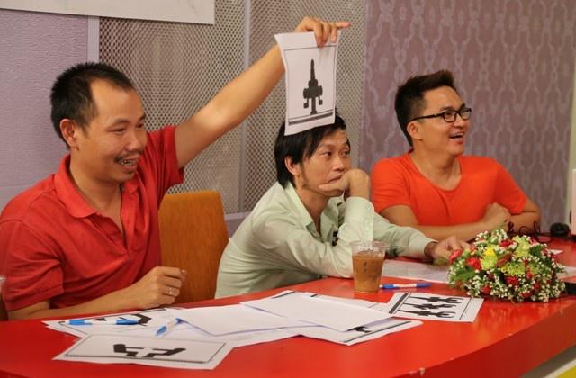 Hoai Linh lam MC gameshow 'Nguoi di xuyen tuong' hinh anh