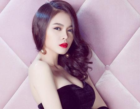 Giai nhan Ha Dung: 'X Factor dang thay doi cuoc doi toi' hinh anh