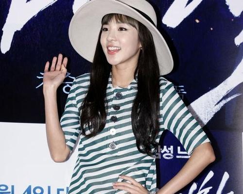 Dara (2NE1) tre lau nho botox hinh anh