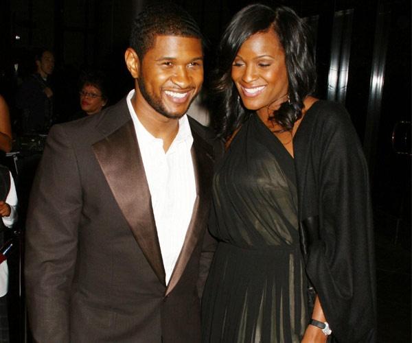 Nhung cap sao chia hai nga vi ap luc noi tieng hinh anh 3 Chuyên gia làm tóc Tameka Foster và nam ca sĩ Usher kết hôn vào năm 2007 và ly dị chỉ sau đó 2 năm. Mặc dù tiếp xúc nhiều với giới showbiz nhưng cô cũng không thể chịu đựng được áp lực từ ngành công nghiệp này.