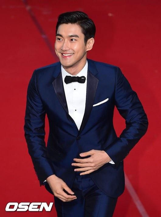Si Won của nhóm Super Junior.