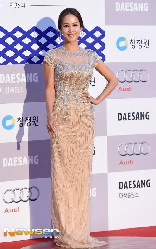 Người đẹp chuyên trị cảnh nóng Jo Yeo Jung.