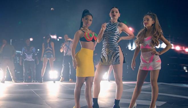 'Bang Bang,' Jessie J Feat. Nicki Minaj Ariana Grande hinh anh