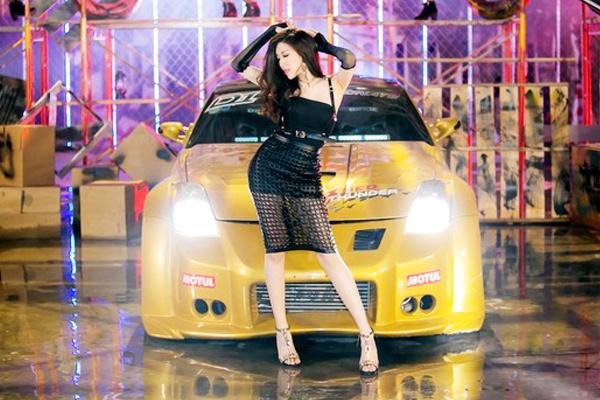 Trao luu xe hop tro lai trong MV Vpop hinh anh