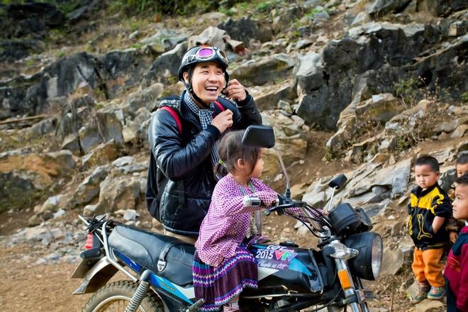 Nguyen Khang lai xe win len Ha Giang day hoc hinh anh