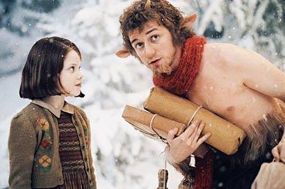 Nhan vat mr.Tumnus trong bo phim The chronicles of Narnia hinh anh