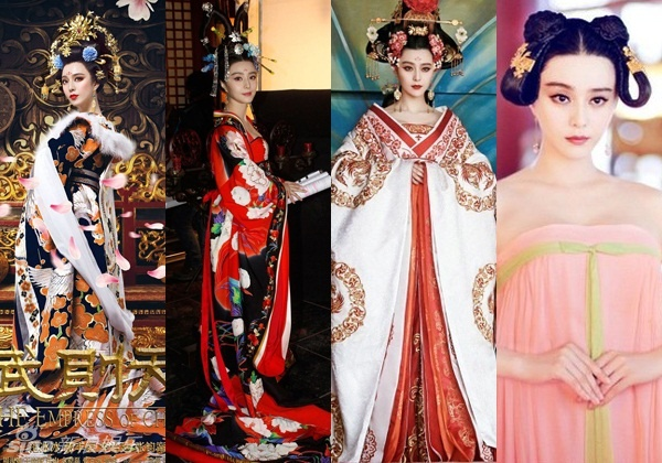 Pham Bang Bang muon lam phan 2 'Vo Mi Nuong truyen ky' hinh anh 3 Phần 1 đã đi trọn cuộc đời Võ Tắc Thiên, vì thế tính khả thi của phần 2 là đáng nghi vấn