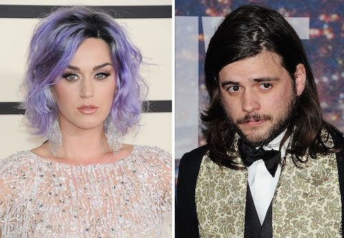 Katy Perry hen ho thanh vien Mumford & Sons hinh anh