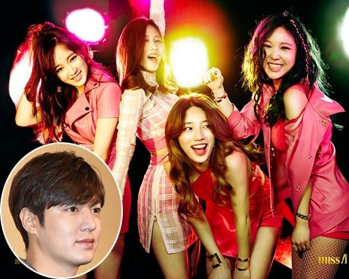 Suzy hen ho Lee Min Ho bi nghi ngo gay anh huong den nhom hinh anh