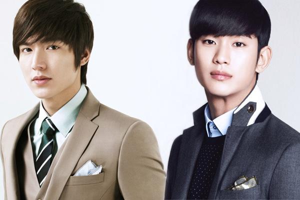 Cuoc chien quang cao giua Lee Min Ho va Kim Soo Hyun hinh anh
