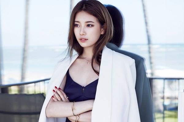 Suzy tu choi dong quang cao noi y hinh anh