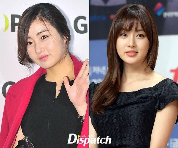 Nhung kieu nu Han 'lot xac' sau khi giam can hinh anh 6 Nữ diễn viên Kang Sora trẻ trung và xinh đẹp khi bớt đi vài cân nặng. Cô lên cân từ khi còn ngồi trên ghế nhà trường. Kiều nữ màn ảnh có thể tự tin diện nhiều trang phục gợi cảm hơn trước đây.