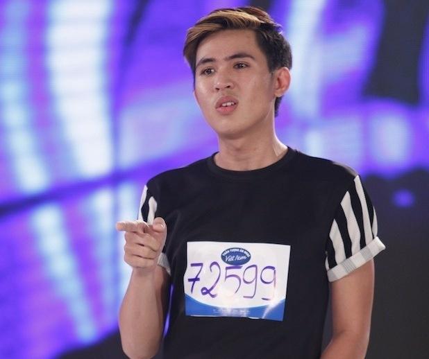 Ca si, hot teen rot hang loat tai vong loai Vietnam Idol hinh anh