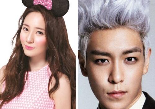 Bang chung hen ho cua TOP (Big Bang) va Krystal (Fx) hinh anh